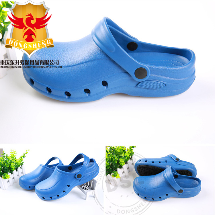 135 High Temperature Autoclavable Doctor Antibacterial surgical clog for operation in Hospital