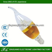 2013 hot sales led candle light submersible make in china