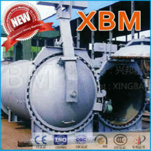 XBM Autoclave Machine concrete brick tunnel kiln