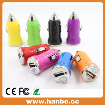 High quality usb smartphone charger with your customized logo