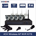 Hot Selling 4CH 1.3MP High Quality WIFI NVR Kit