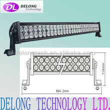 IP67 180W car high intensity off road led light bar for SUV vehicles,ship,trucks,beach car or other illumination
