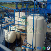 hot sale used motor oil distillation plant with CE ISO certificate
