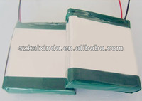 3.7 volt 8000mah lipo battery manufacturer in china