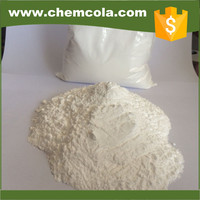 Melamine basic organic chemical Amine melamine powder sale on market