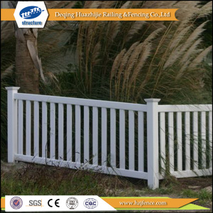 plastic staircase security fencing/safely garden fence