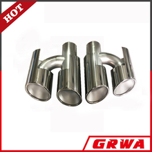 Car Exhaust Tips for P o r s c h e P a n a m e r a 4 3.6liter v6 engine