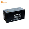 Baykee ups gel battery 12v 9ah 12v 200ah for full ups and solar system