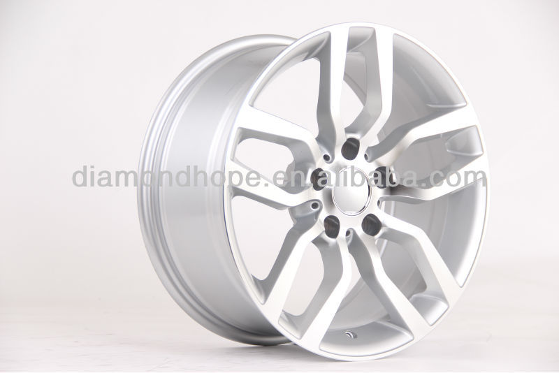 White spoke Car wheel rim (ZW-X170)