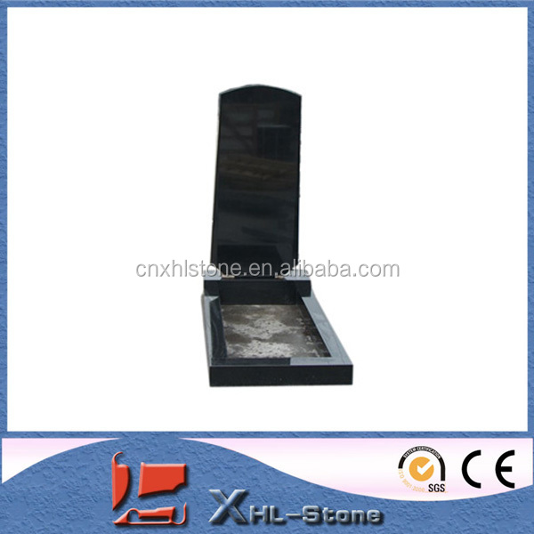 Hebei black russian tombstone small tombstone