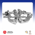 Q235 steel Scaffolding Swivel hydraulic pipe clamp