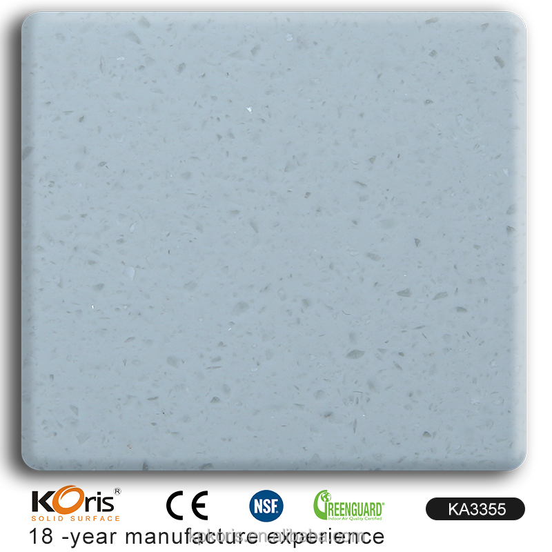 KA3355 Building Materials Mixed Solid Surface Sheets
