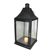 antique cast iron metal lantern wedding home decoration items