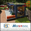 MoSteel Top 10 Portable Modular Cabin Container House