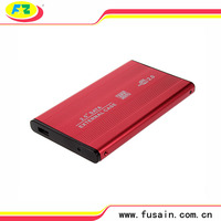 USB 2.0 to SATA Hard Drive HDD External Case Enclosure 1TB 2.5 inch