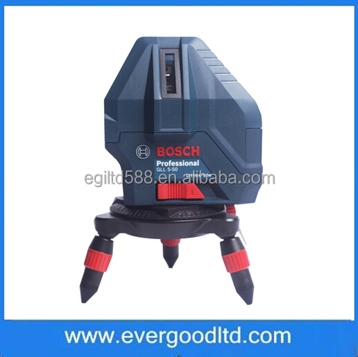 Brand GLL5-50 Line Laser Level / Cast Line Instrument / Precision / High Brightness+ Bags
