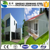 Light Steel Structure Prefab House/Home/Villa
