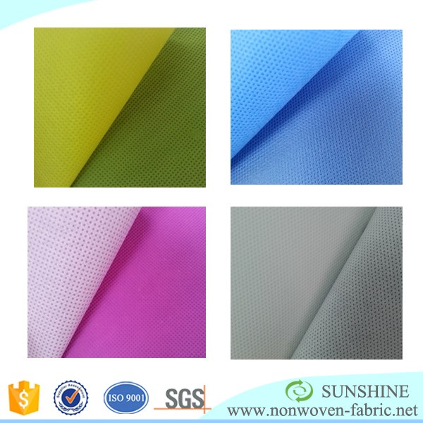 China suppliers TNT non woven,100% polypropylene nonwoven fabric,fresh pp non-woven geotextile price