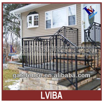 Lowes wrought iron railings and outdoor wrought iron railings buy lowes wrought iron railings for Lowes exterior wrought iron railings