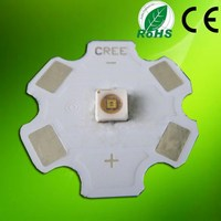 0.2 watt LED UVC 265nm 280nm LED diode with circuit board