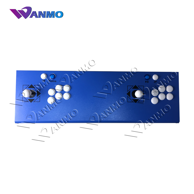 Newest Family pandora box arcade game console Jamma arcade game board with arcade joystick and buttons
