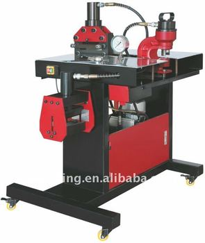 Muti-function Busbar Processor Machine DHY-200