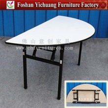 Foldable Half Moon Banquet Table YC-T03-02