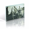 Wholesale two sides magnetic clear acrylic 5x7 block frame