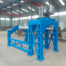 Roller suspension pipe making machine with low failure rate.