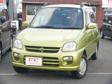 subaru PLEO 1999 Right hand drive use japan car used car