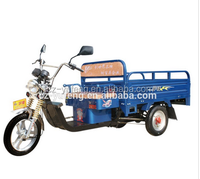 2015 New cabin Electric cargo tricycle hot selling in India market