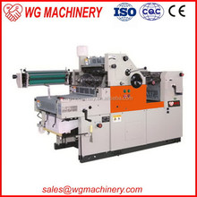 Low price hot sell wenzhou bowl offset printing machine