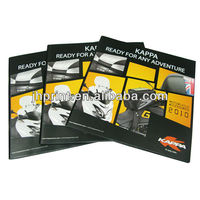 Full Color Catalog Printing Brochure And