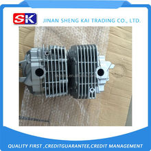Most popular creative super quality motorcycle cylinder headassembly for haojue