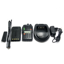 WOUXUN KG-UV6D Waterproof Walkie Talkie UH Dual Band 136-174Mhz 400-480Mhz FM Radio HAM Transceiver