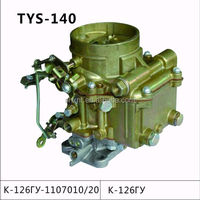 K-126y Carburetors