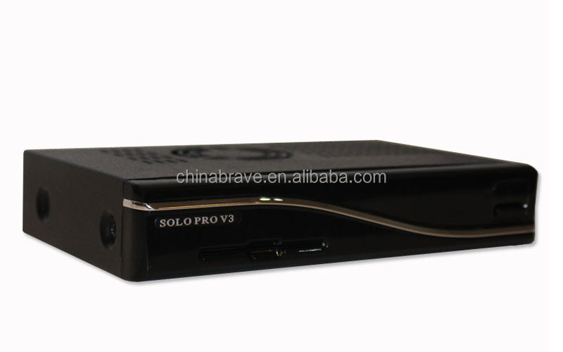 2016 new products hot selling satellite receiver latest version solo pro V3