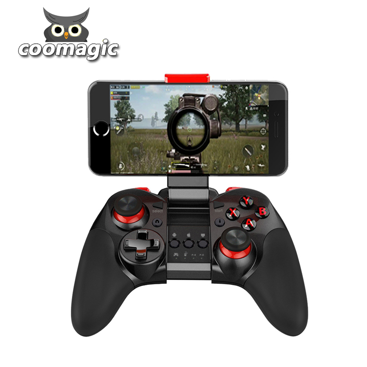 New Android / IOS Bluetooth 3.0 wireless gamepad factory wholesale joystick &amp; game <strong>controller</strong>