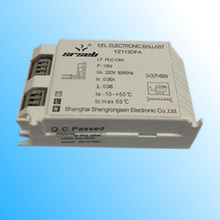 electronic ballast for pl lamps