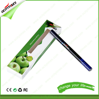 China wholesale market 500 puffs disposable vaporizer with custom logo e cig for Ocitytimes electronic cigarette
