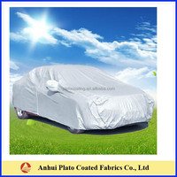 pvc coated anti uv car cover fabric