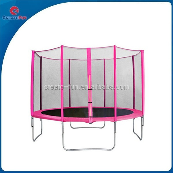 CreateFun children pink trampoline for sale