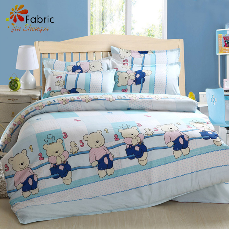 Good quality girl crib sheets bed adult bedding set