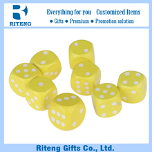 2016 New Design Light Dice For Promotion