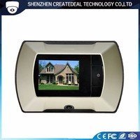 Wholesale Wireless Digital Door Peephole Viewer Camera with 100 Degree Wide Angle -601