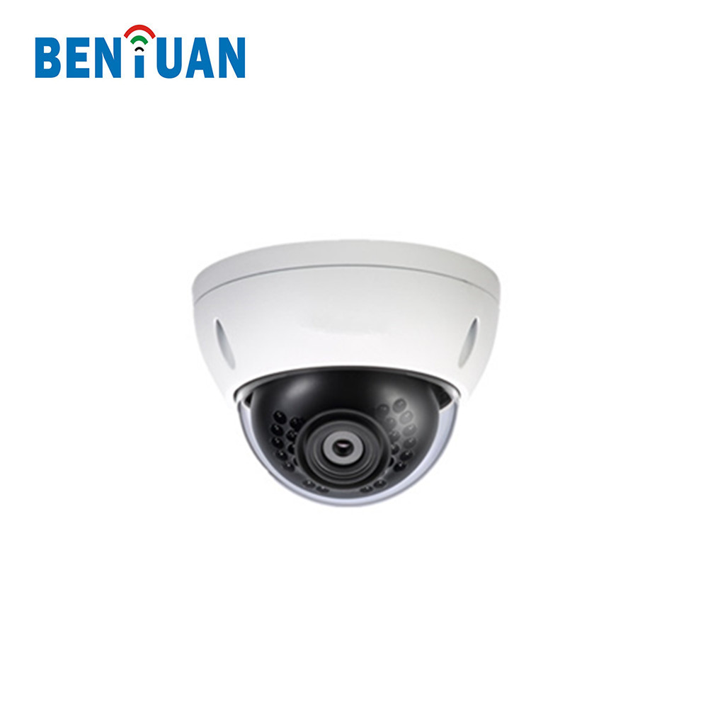 IP66 Onvif 4mm Lens Dome IP 4K Camera With POE