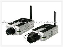 Pro Series Wireless Network Camera