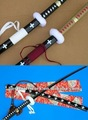 Japanese Bleach Anime Swords
