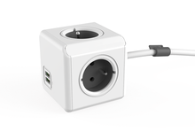 OEM Allocacoc Power cube with usb alibaba co europ