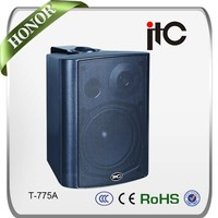ITC two way 5'' doctor who speaker system,high level quality speaker